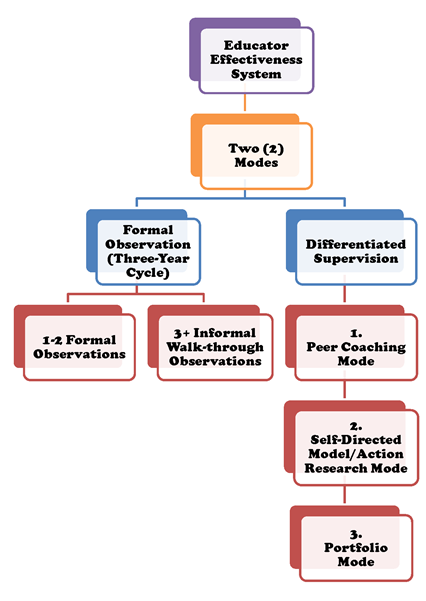 Differentiated Supervision Model