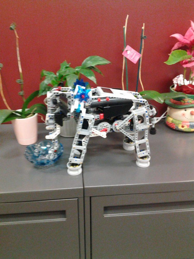 MS Elephant Robot