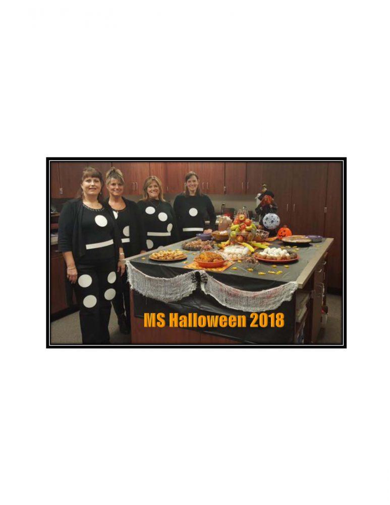 MS Halloween 2018